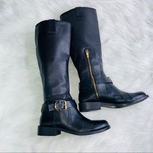 Vince Camuto Kabollans Tall Boot with Buckle